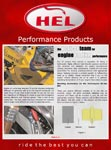 HEL Performance Oil Cooler Kit specifications page 1