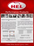 HEL Performance Oil Cooler Kit specifications page 2